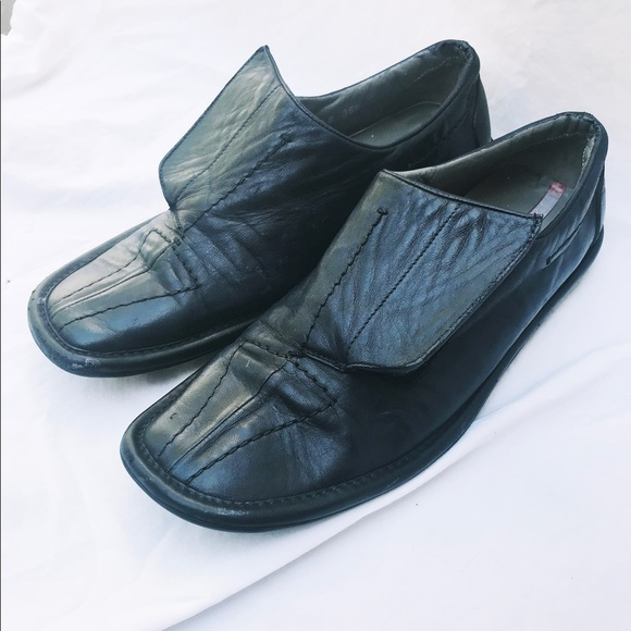 Prada Shoes | Velcro Loafers Guc 355